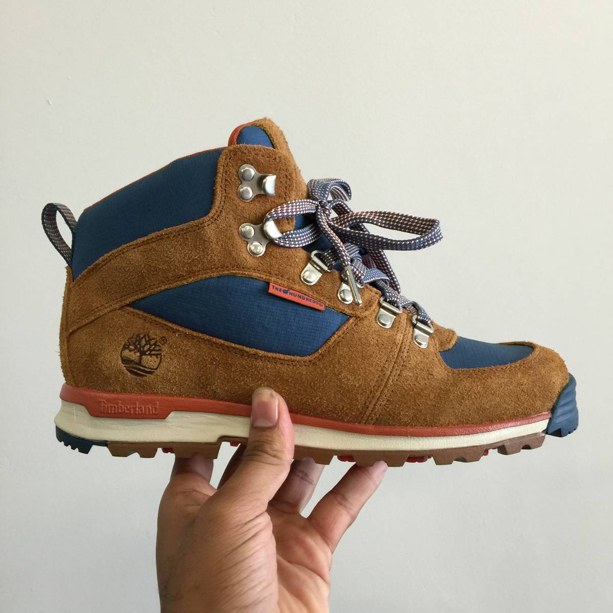 7bf194252d74 Timberland The Hundreds x Timberland GT Scramble Mid (Tan)(Full size run  available) Size 8 - Boots for Sale - Grailed