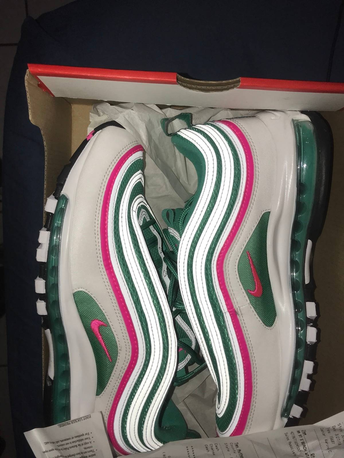 best sneakers 5ee58 8b6f3 Nike Nike Air Max 97 South Beach Edition Size 10 $216