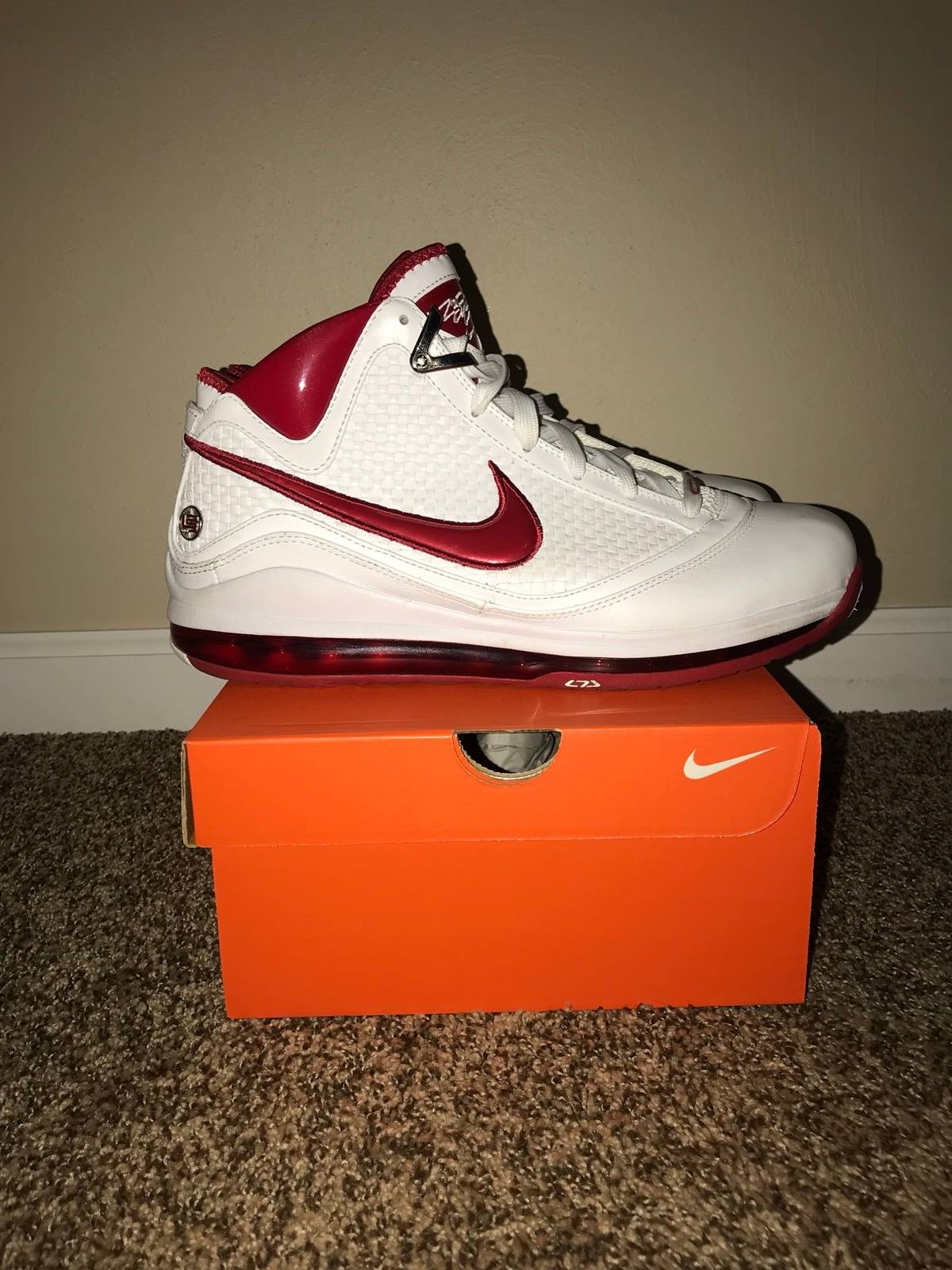 Nike Lebron 7 NFW (No Flywire) Size 11 - Hi-Top Sneakers for Sale ... bffed358a