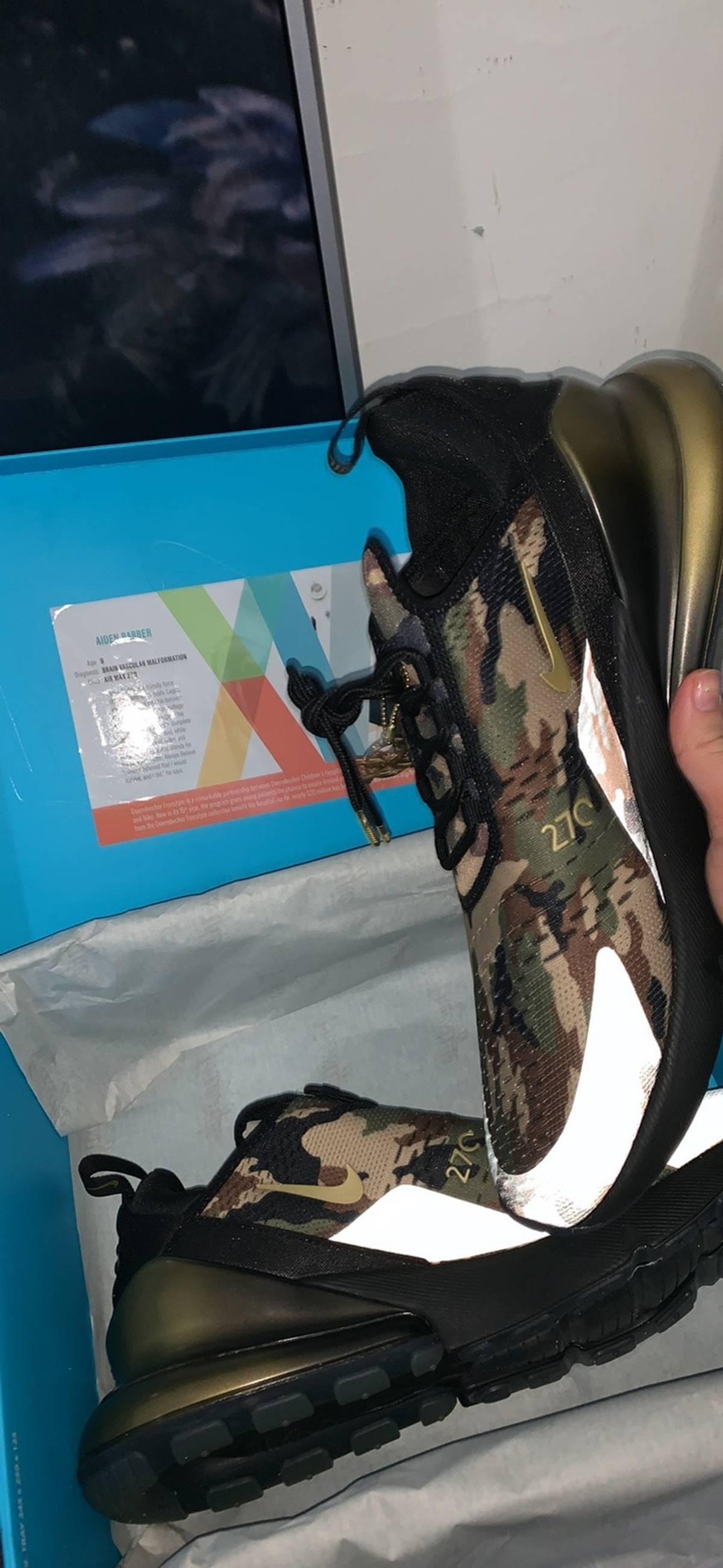 brand new af231 7b132 Nike Air Max 270 Doernbecher Size 13 $230