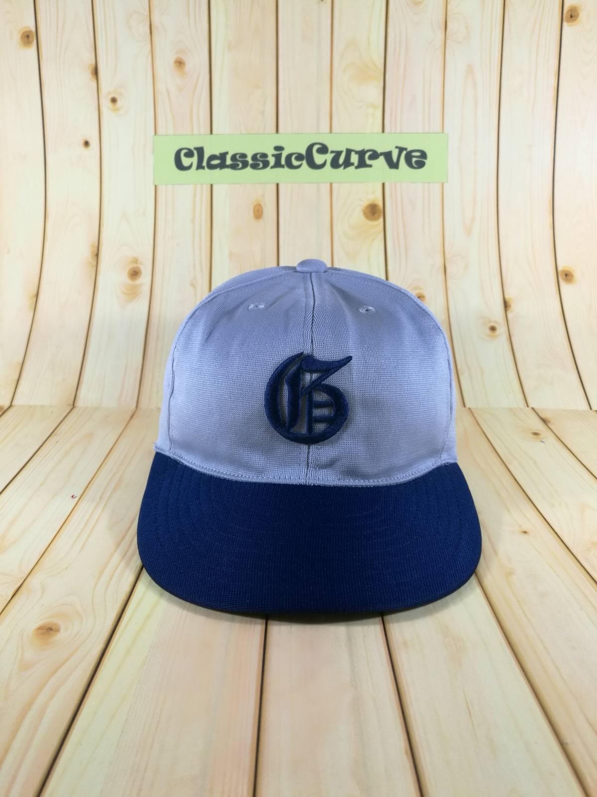 Mizuno Vintage Descente CapWith Big Logo Front Cap Snapback ... 0cd5a491126