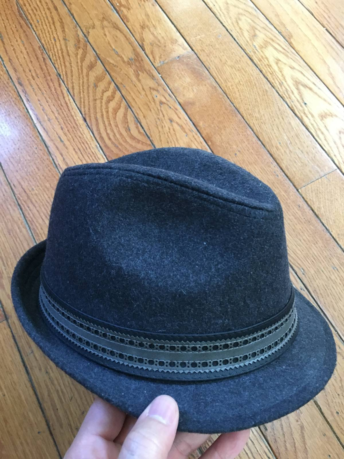 Cremieux Charcoal Fedora Hat Size 38 - Hats for Sale - Grailed b859c862672