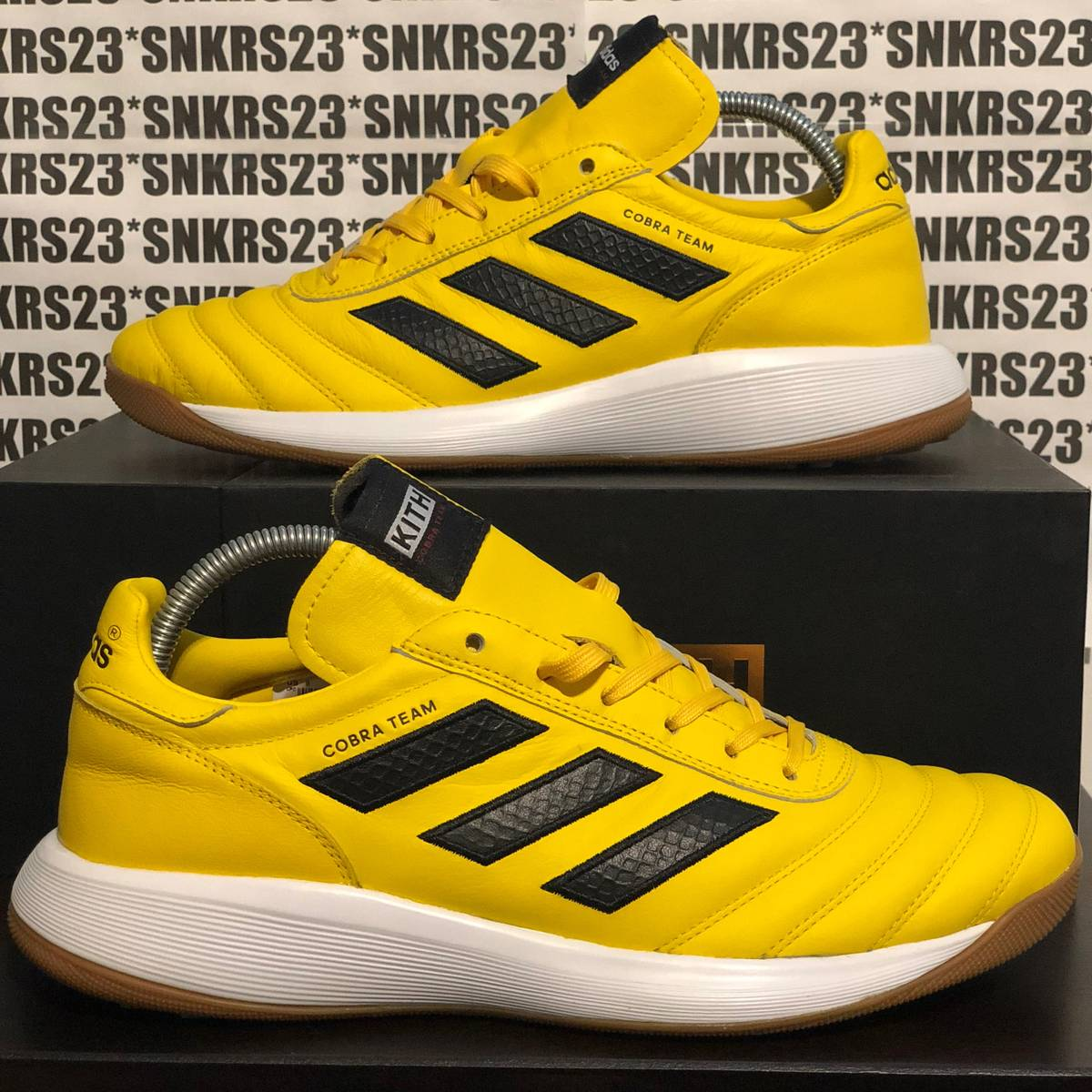 online store 12266 d279f Adidas adidas Copa Mundial Turf Trainer Kith Cobras Size 9 - Low-Top  Sneakers for Sale - Grailed