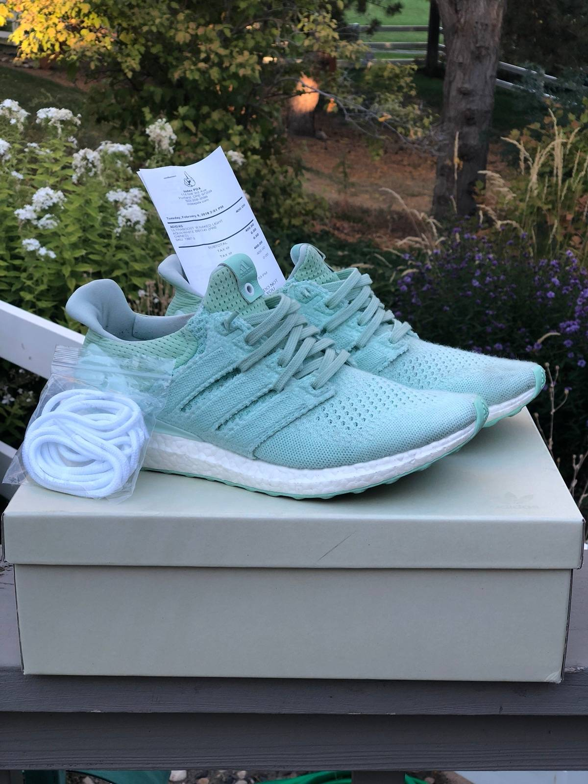 "d150c957709 Adidas Adidas x Naked ""Waves"" 1.0 UltraBoost Size 11.5 - Low-Top Sneakers  for Sale - Grailed"