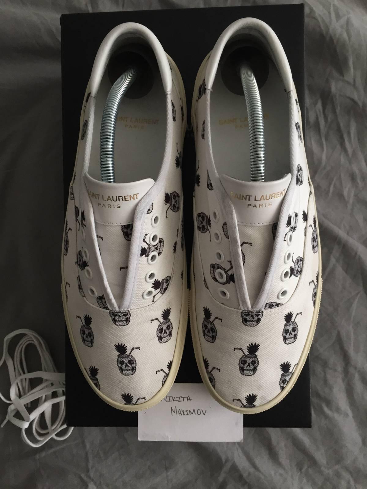 Saint Laurent Skate Shoe Sale