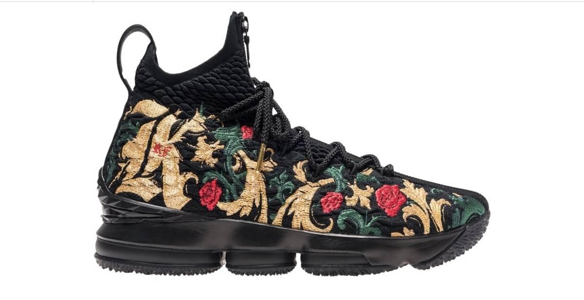 "8d49b592623 Nike Nike X Kith Lebron 15 Performance ""closing Ceremony"" Size 9 ..."