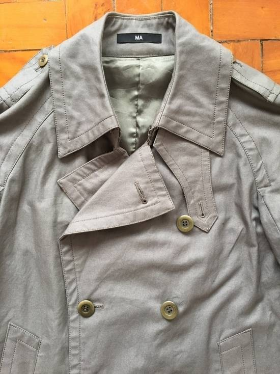 Julius Japan made long double breasted coat Size US S / EU 44-46 / 1 - 1