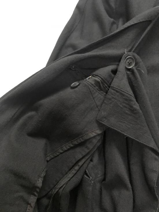 Julius SS12 layered front panel coat Size US M / EU 48-50 / 2 - 7