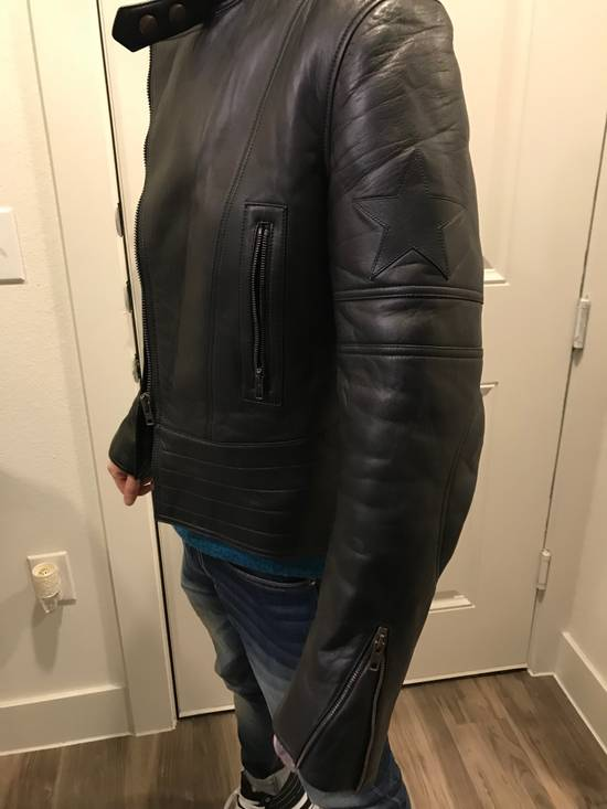 Givenchy Givenchy Lamb Leather Jacket Size US M / EU 48-50 / 2 - 2