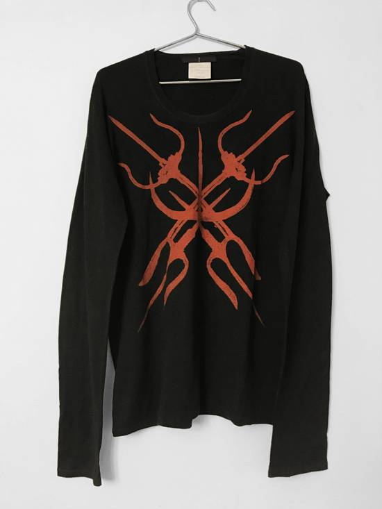 Julius Julius Long Sleeve T-Shirt Size US L / EU 52-54 / 3