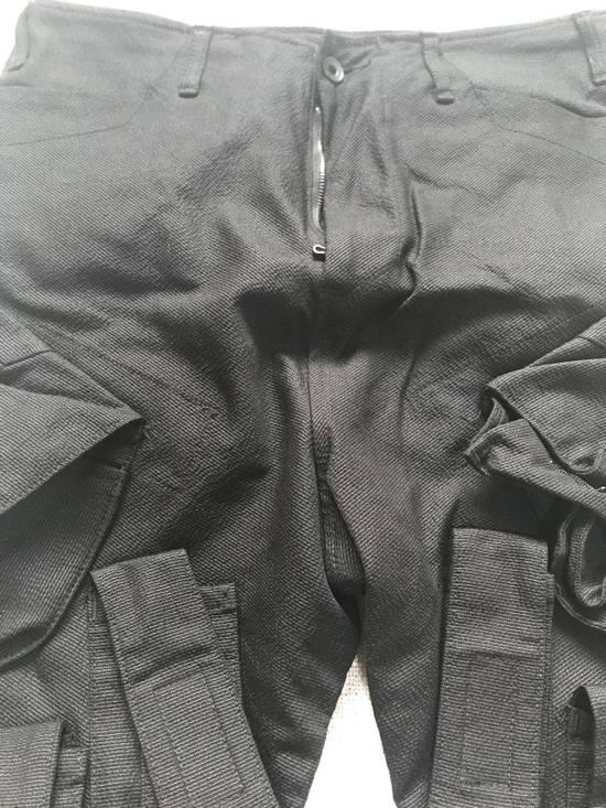 Julius SS15 Slim cargo gas mask pants Size US 31 - 4