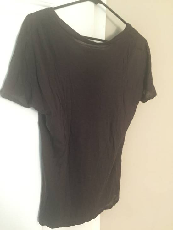 Julius SS06 Double Layer Charcoal Tee Size US S / EU 44-46 / 1 - 7