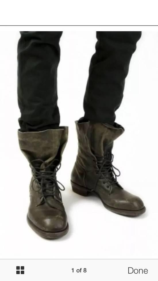 Julius Slouch Boots Size US 10 / EU 43
