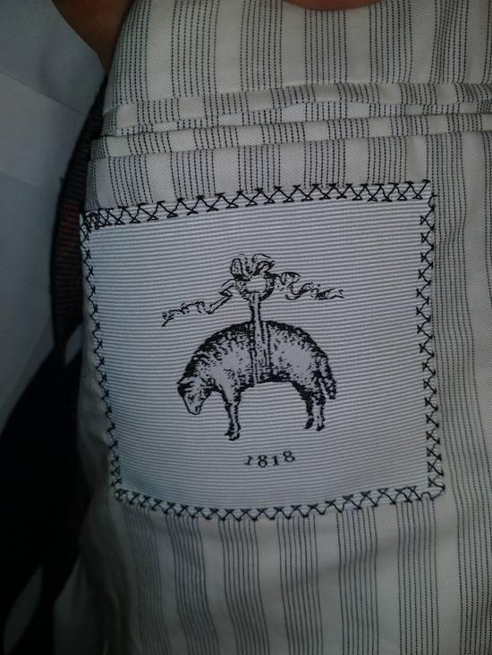 Thom Browne Suit 42 R 34 W NWT $1475 Size 42R - 7