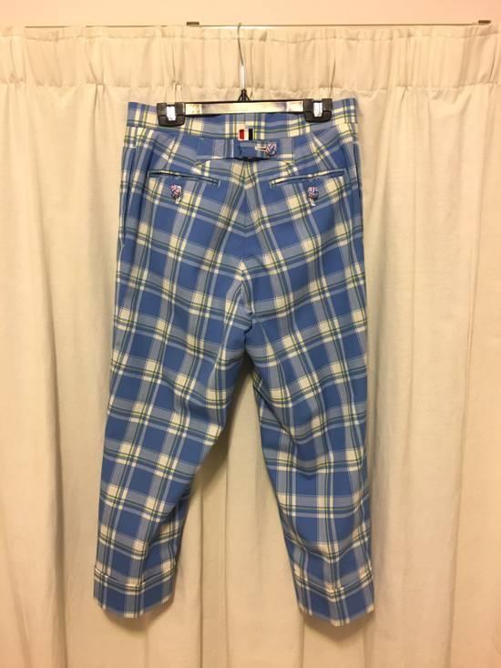 Thom Browne Ss13 Check Pants Size US 28 / EU 44 - 1