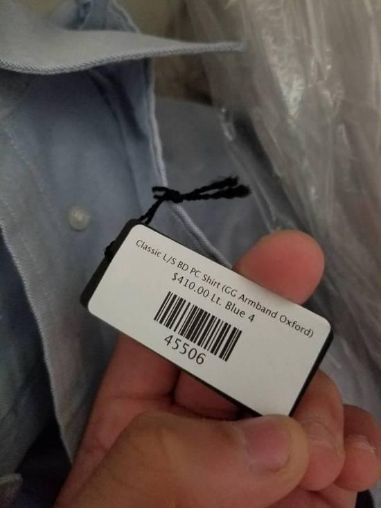 Thom Browne Thom Browne Classic Shirt Light Blue Size US XL / EU 56 / 4 - 4
