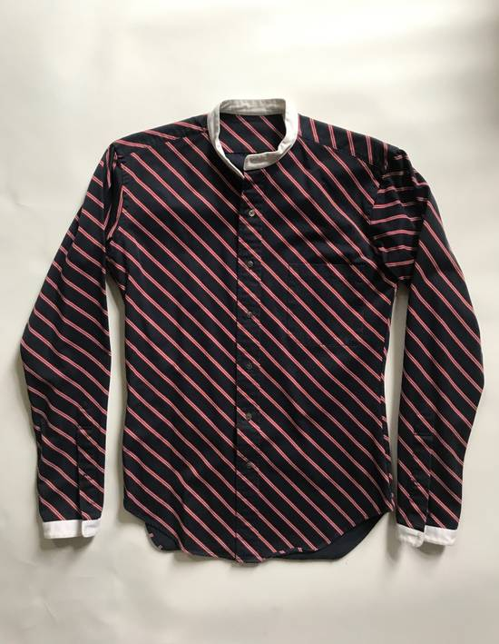 Thom Browne New Banded Collar Button Up Size US S / EU 44-46 / 1