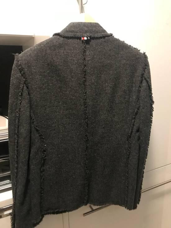 Thom Browne detailed edge jacket Size 46S - 1