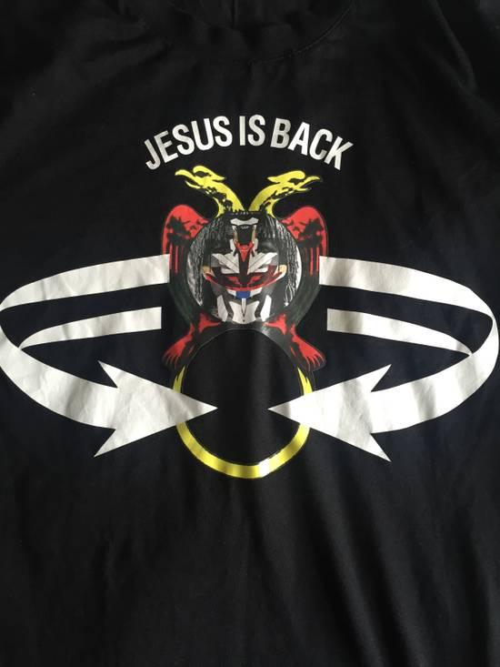 Givenchy Jesus Is Back tshirt Size US S / EU 44-46 / 1 - 5