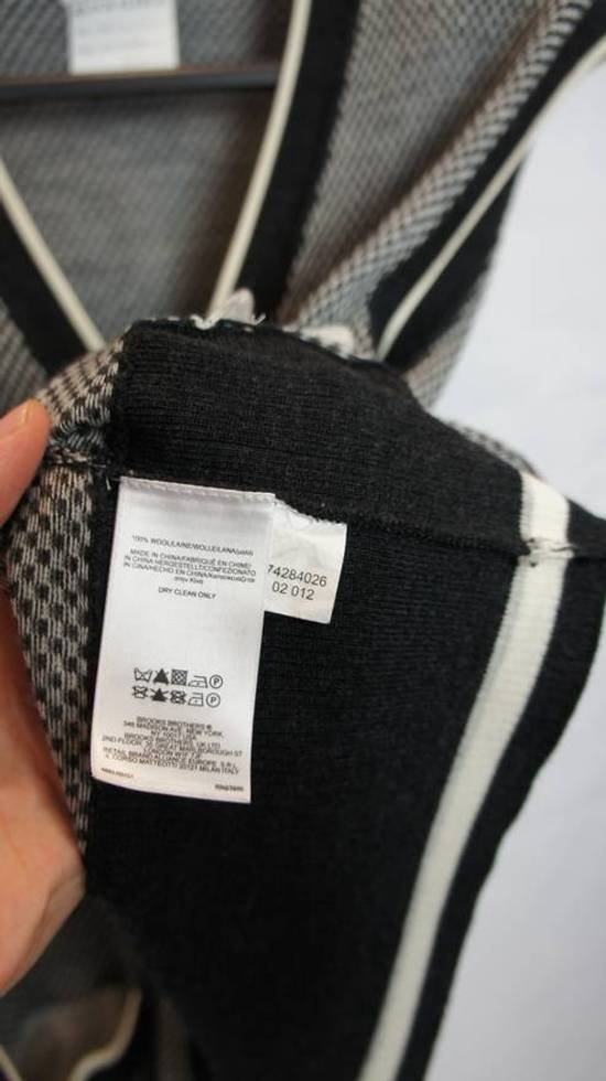 Thom Browne Black feece vest Size US L / EU 52-54 / 3 - 4