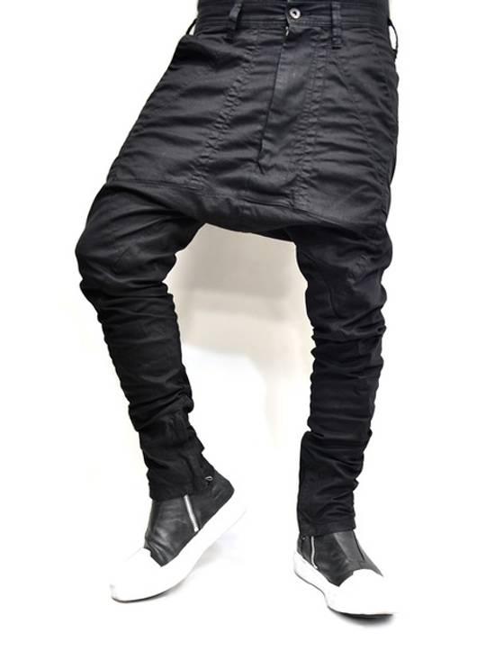 Julius Pre Spring 18 Jodphur Dropcrotch Stretch Denim Pants Size US 30 / EU 46