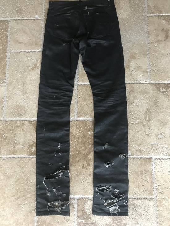 Dior Dior Homme SS04 strip denim by Hedi Slimane Size US 31 - 2