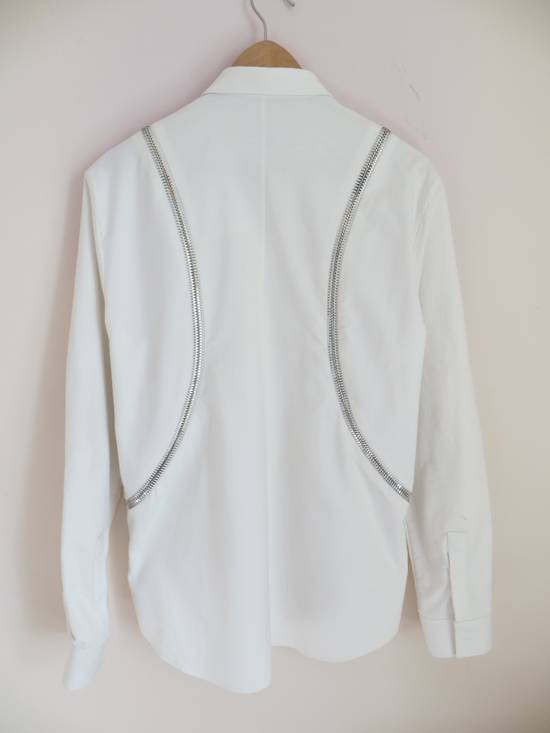 Givenchy Givenchy White Basketball Jacket Size US M / EU 48-50 / 2 - 2