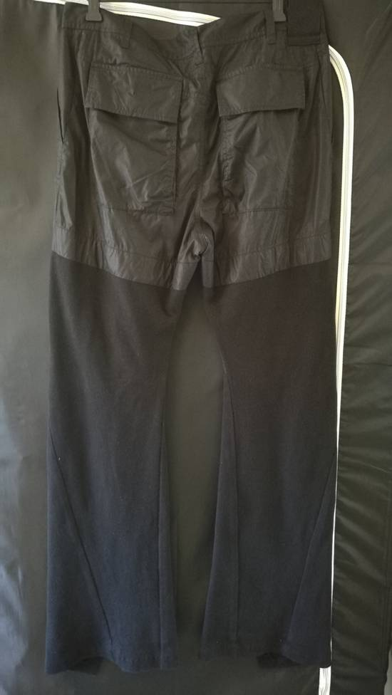 Julius BNWT 2017SS Limited Cargo Slit Cut Flare Wide Pants Size US 32 / EU 48 - 5