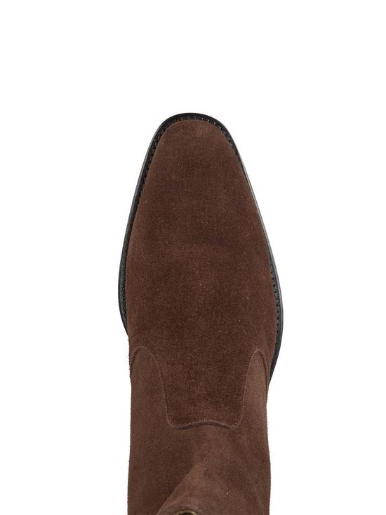 Givenchy Brown Suede triple zip Chelsea boots Size US 8.5 / EU 41-42 - 3