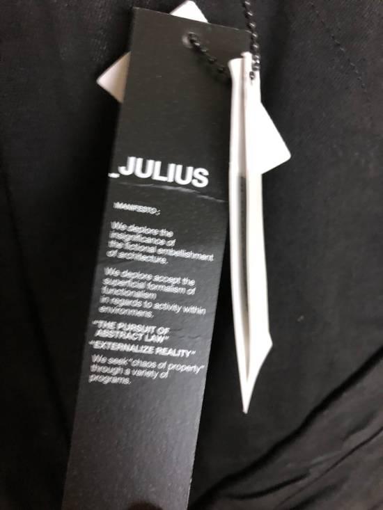 "Julius 2015 ""Prism"" Waxed Cargo Pants NEW Size US 36 / EU 52 - 6"