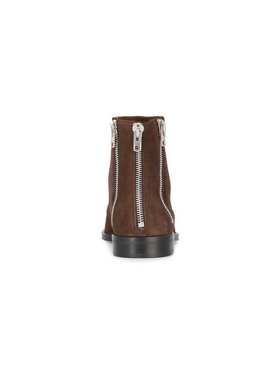 Givenchy Brown Suede triple zip Chelsea boots Size US 8.5 / EU 41-42 - 2
