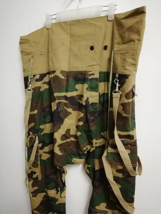 Balmain Balmain Paris Camouflage Resort Collection Low Crotchstyle Buttonfly size L (30-34 waist) with Adjustable Drawstring Size US 34 / EU 50 - 1