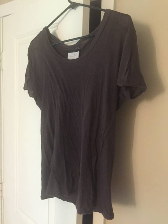 Julius SS06 Double Layer Charcoal Tee Size US S / EU 44-46 / 1 - 5