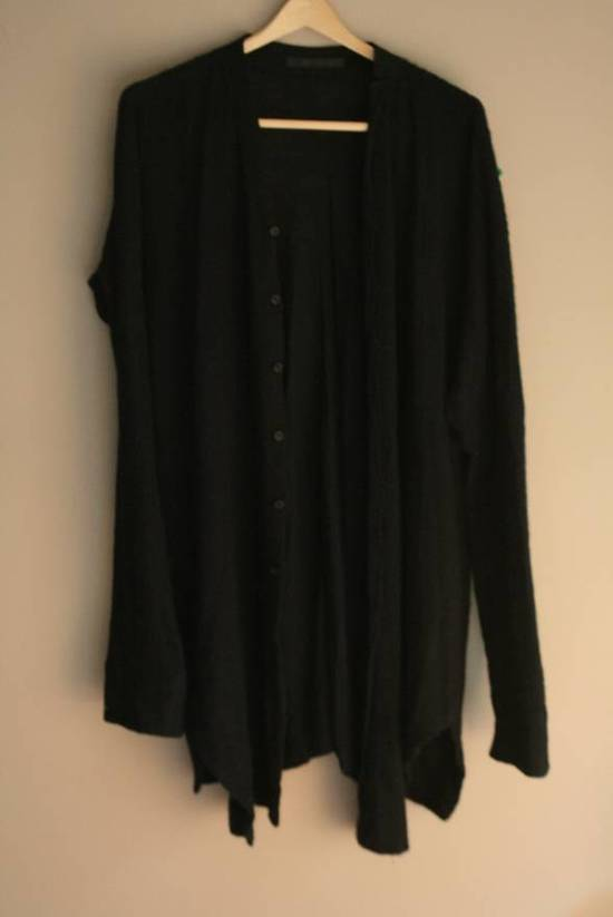 Julius Angora Wool Long Cardigan concealed placket Size US L / EU 52-54 / 3