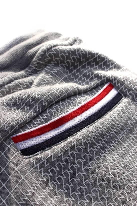 Thom Browne Houndstooth Sweatpants in Grey Size US 30 / EU 46 - 7