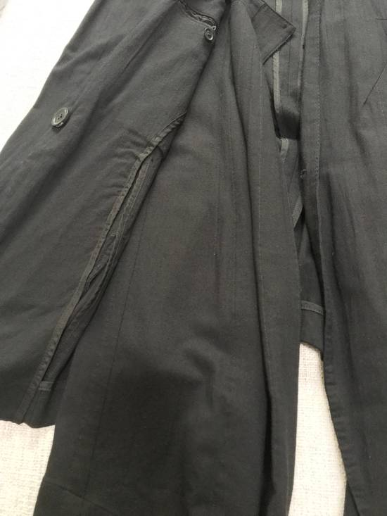 Julius SS12 layered front panel coat Size US M / EU 48-50 / 2 - 2
