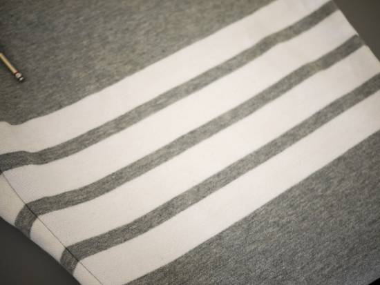 Thom Browne NWoT Thom Browne Gray Sweatpants: Engineered 4-Stripe: Sz3 Size US 33 - 5