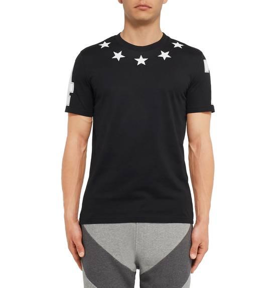 Givenchy Black and White 5 Stars T-shirt Size US XS / EU 42 / 0 - 1