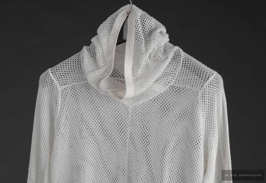 Julius mesh knit cotton hooded top 2015SS Size US S / EU 44-46 / 1 - 1