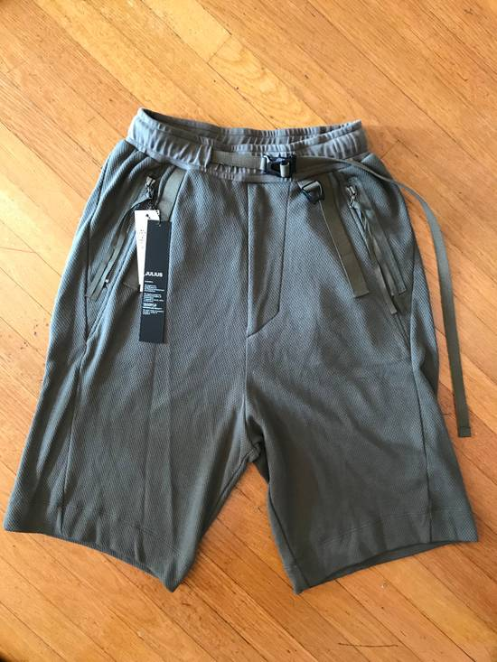 Julius BRAND NEW APCLPS MILITARY GREEN SHORTS Size US 29
