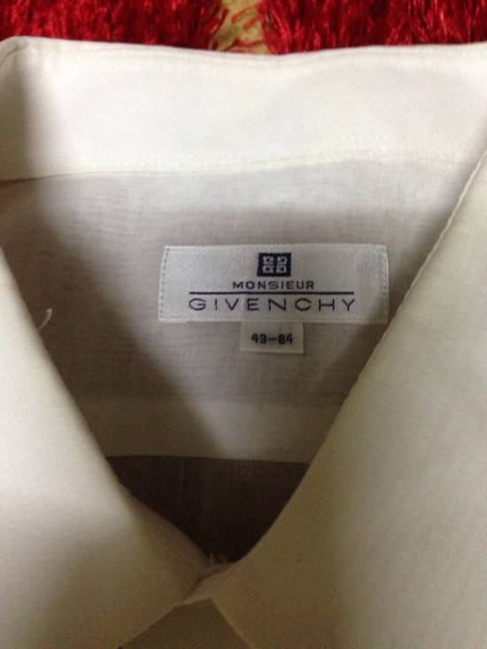 Givenchy Givenchy Long Sleeve Button Shirt Size US L / EU 52-54 / 3 - 3