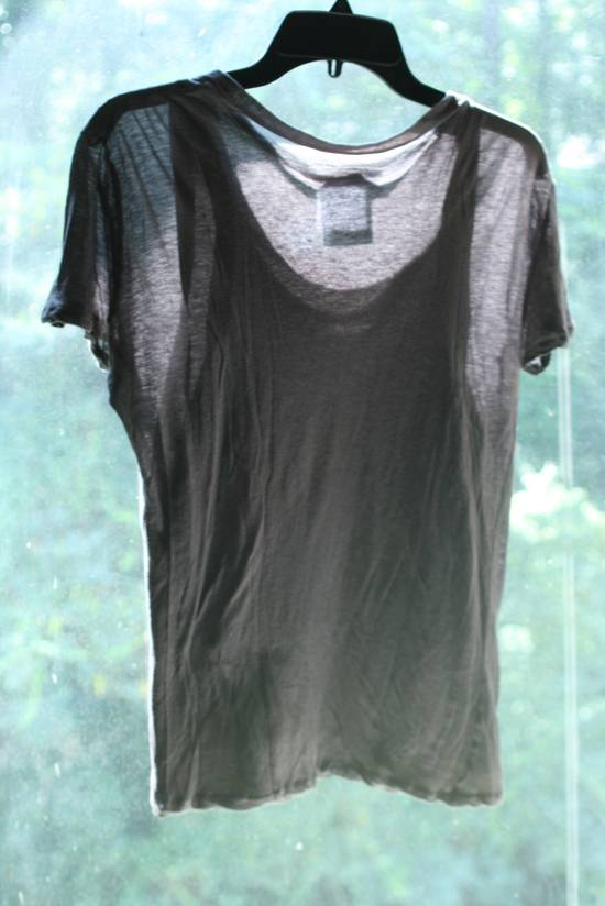 Julius SS06 Double Layer Charcoal Tee Size US S / EU 44-46 / 1 - 3