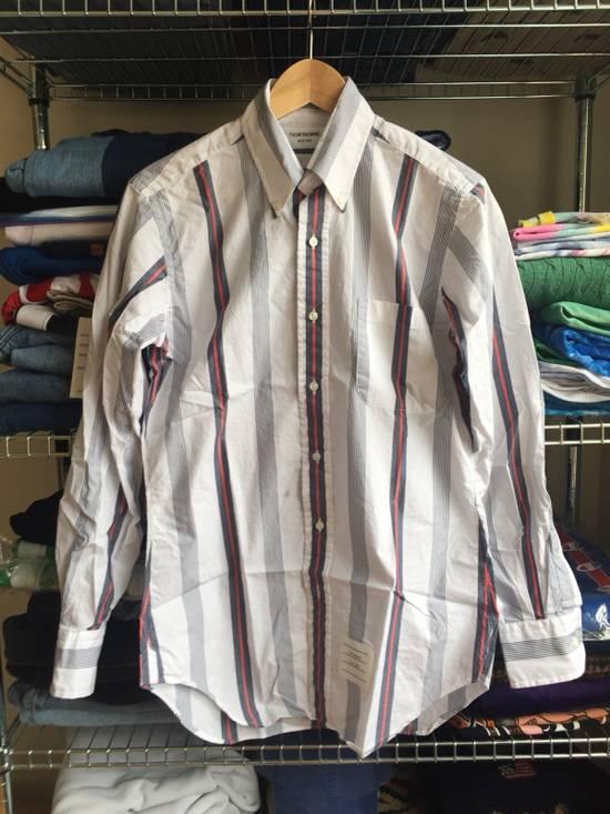 Thom Browne Striped oxford shirt Size US S / EU 44-46 / 1