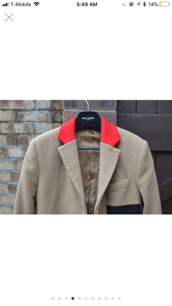 Givenchy Givenchy Cashmere Cashmere Color Block Coat Size US M / EU 48-50 / 2 - 12