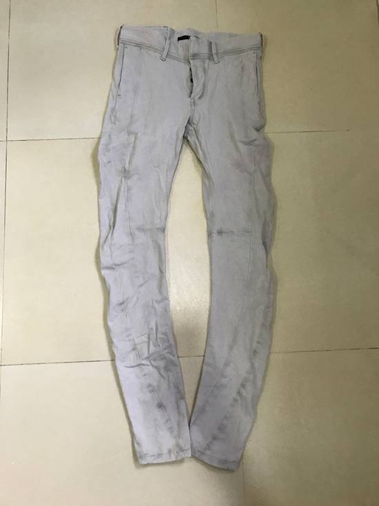 Julius SS13 curved denim jeans Size US 32 / EU 48 - 6