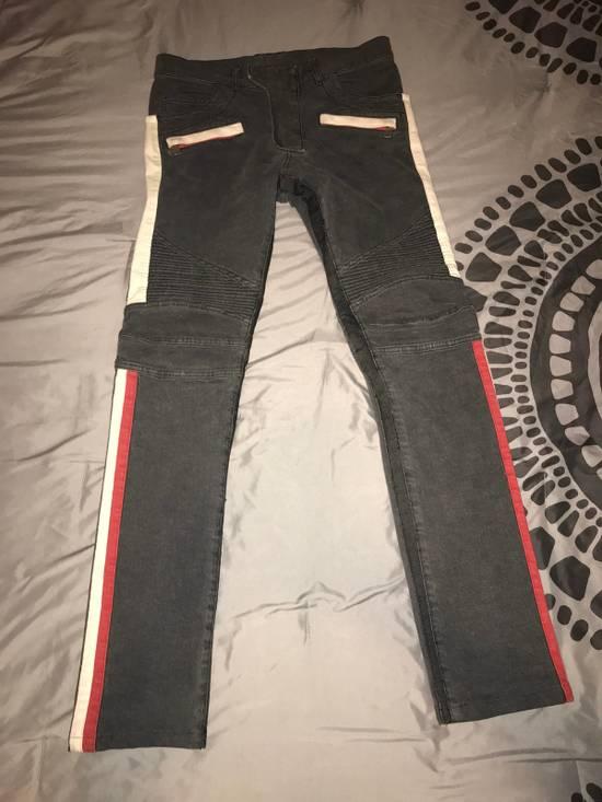 Balmain Balmain Stripped Jeans Size US 29