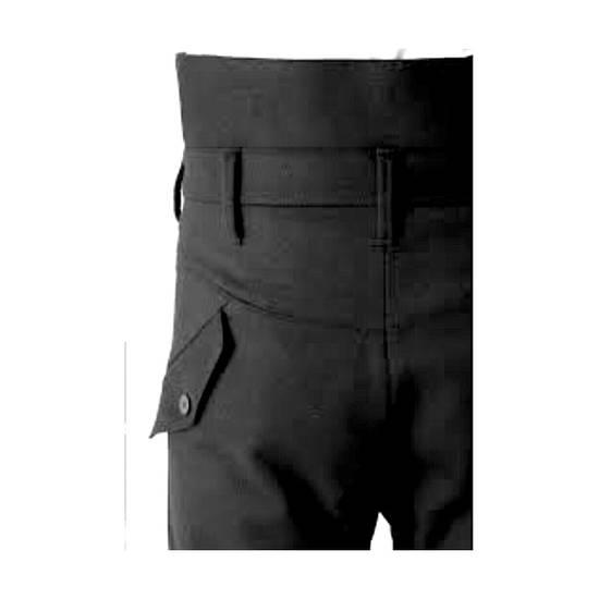 Julius Julius Cropped Military Wool Pants 597 PAM1 Sz.1 Size US 29 - 5