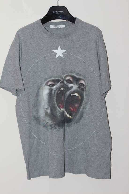Givenchy Monkey Brothers Tee (Columbian fit) Size US XS / EU 42 / 0