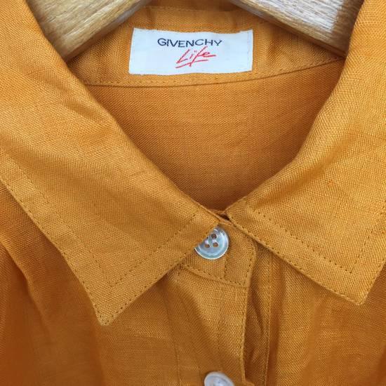 Givenchy Givenchy Dress Shirt Yellow 27x29:5 Size US XL / EU 56 / 4 - 5