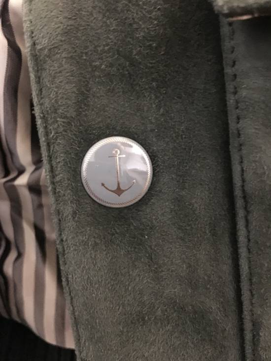 Thom Browne Suede military bomber jacket Size US S / EU 44-46 / 1 - 7